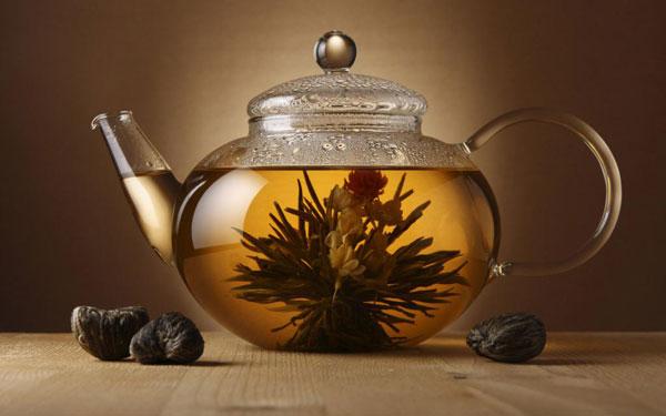 Заварочный чайник стеклянный в магазине НЛОжка