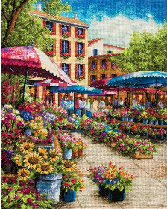 Дименшенс новинка 2016, рынок цветов