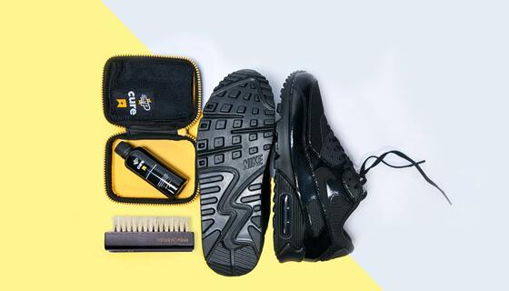 Набор для ухода за обувью Crep CURE Ultimate