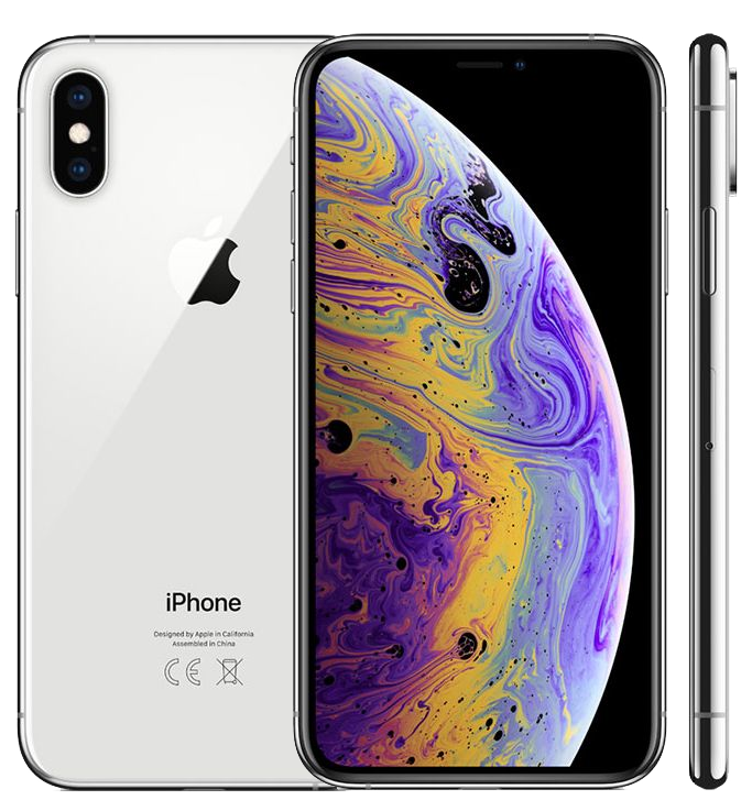 Новый iPhone XS 256 Gb Silver