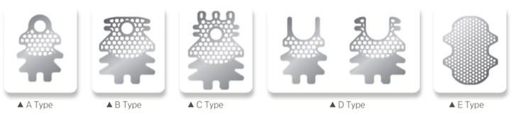 титановая мембрана спецификация