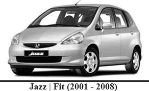 Разборка Хонда Джаз Фит