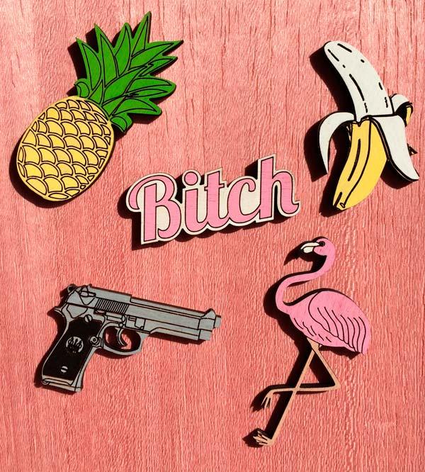 Броши-фламинго-банан-bitch-пистолет-ананас_11.jpg