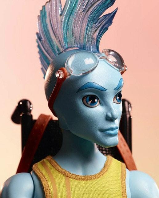 кукла Финнеган Уэйк, Monster High