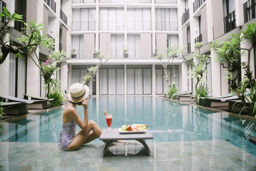 Серф-отель на Бали в Куте