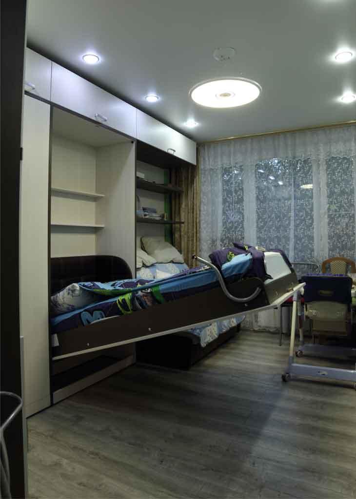 Шкаф-кровать