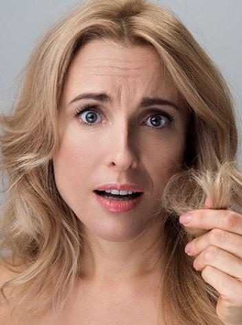 волосы в 40 лет