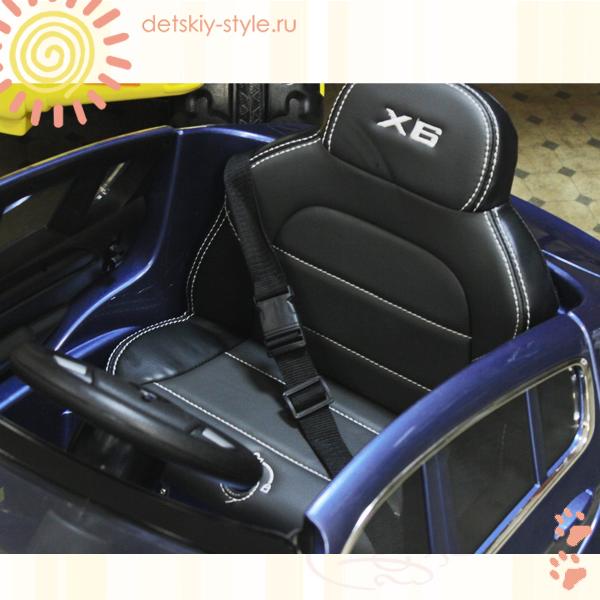 электромобиль bmw x6, лицензия, купить, цена, кожаное сидение, детский электромобиль бмв x6, заказ, заказать, стоимость, бесплатная доставка, дешево, отзывы