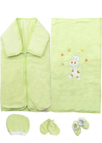 Одеяло-трансформер для новорожденных