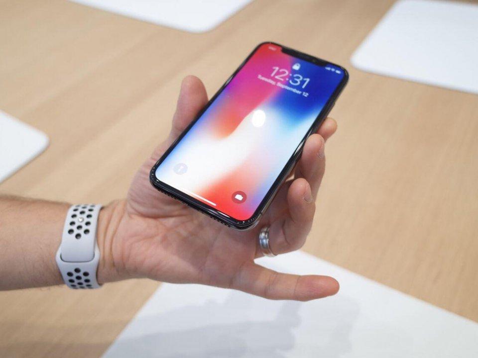 Спрос на компоненты iPhone X падает
