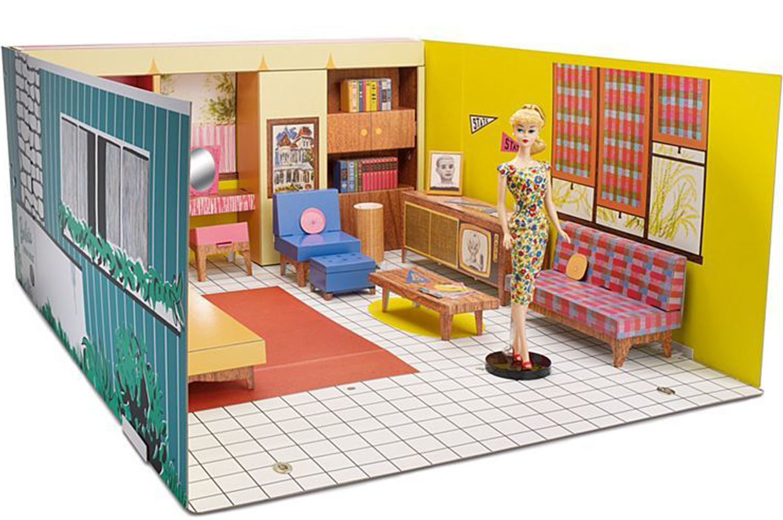 """Эксклюзивный набор для коллекционера """"Барби Дом Мечты"""""""