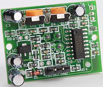 Модуль RA007. Датчик присутствия HC-SR501