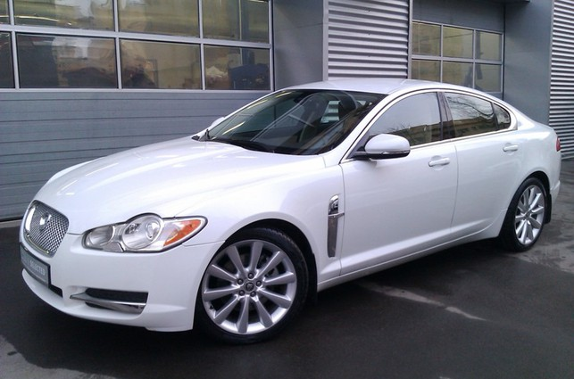 Jaguar XF Brilliant