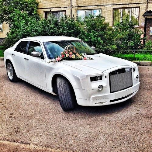 Заказ машины на свадьбу