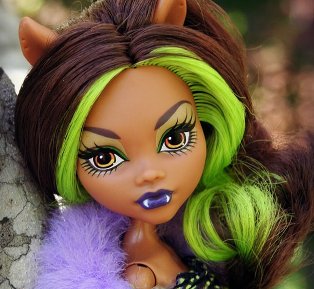 Кукла Клодин Вульф, Monster High