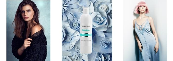 Christina Unstress Cleansing Milk