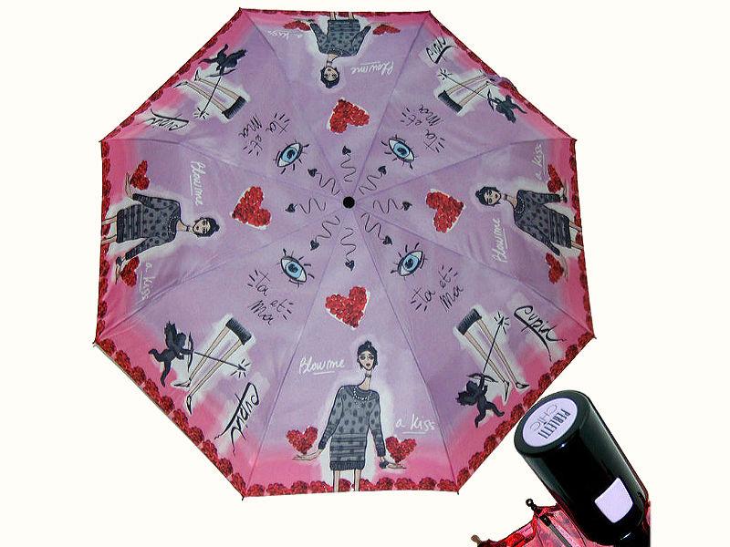 Стиль Baby doll на женских зонтиках