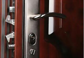Ручка входной двери Форпост 15С