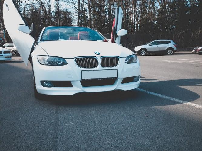 BMW 3 lambo