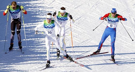 профессиональные беговые лыжи
