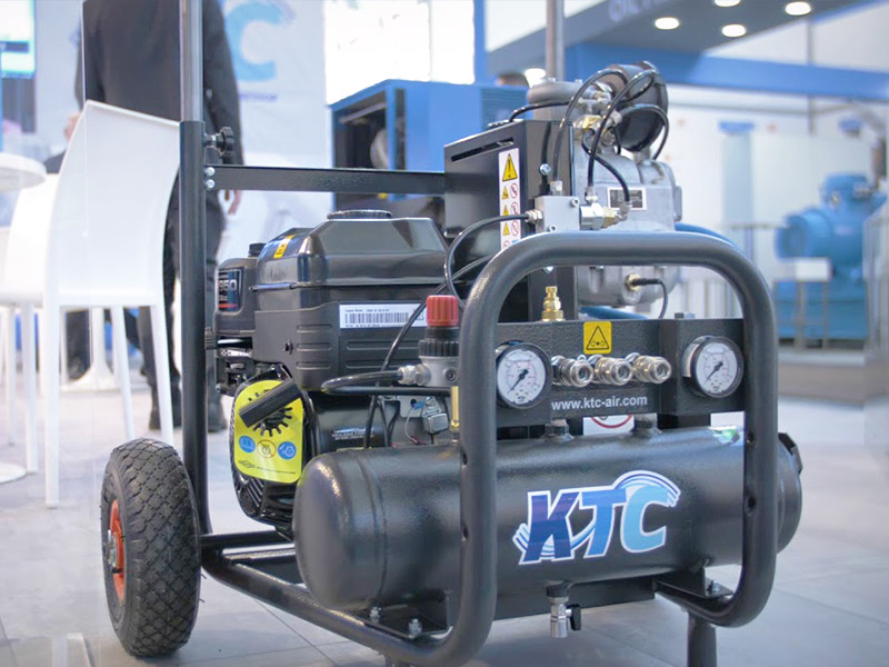 Винтовые компрессоры KTC Италия