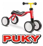 Puky (Германия) детский транспорт