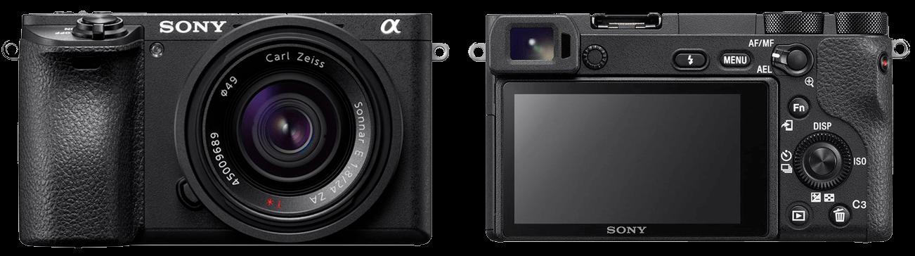 Камера Сони альфа 6500
