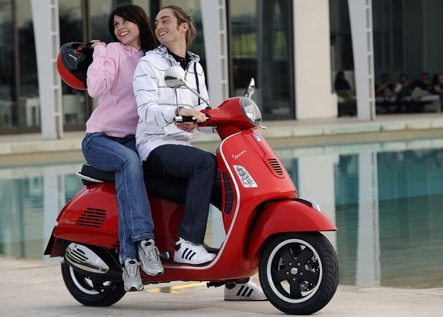 Обслуживание скутера