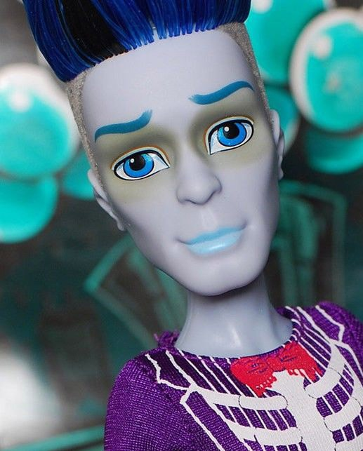 Кукла Сломан Мортович, Monster High