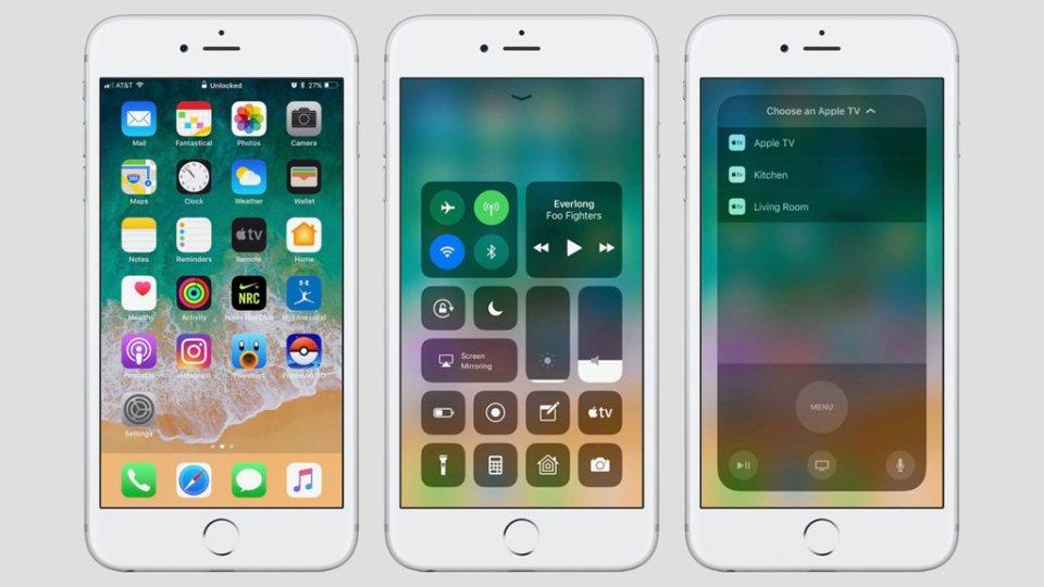 Чем интересна iOS 11.2.1