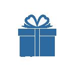 Подарки к каждому заказу