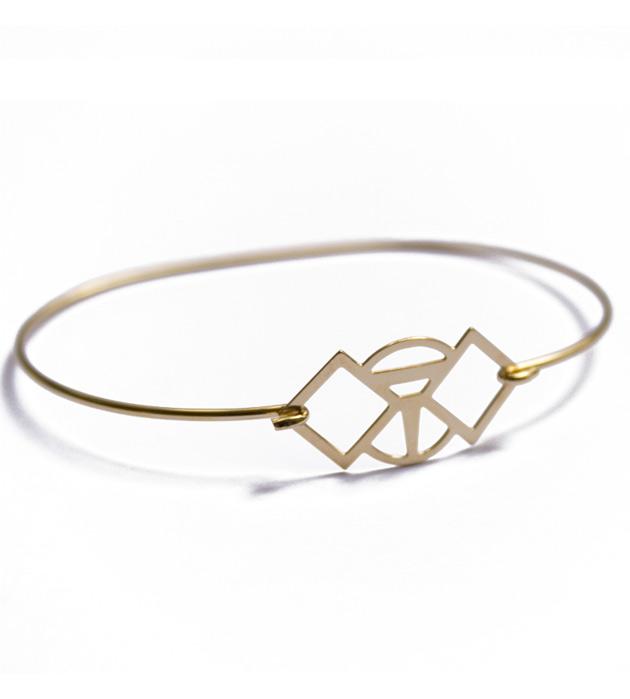 купите тонкий браслет от Chic Alors-Paris