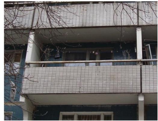 Балкон П46