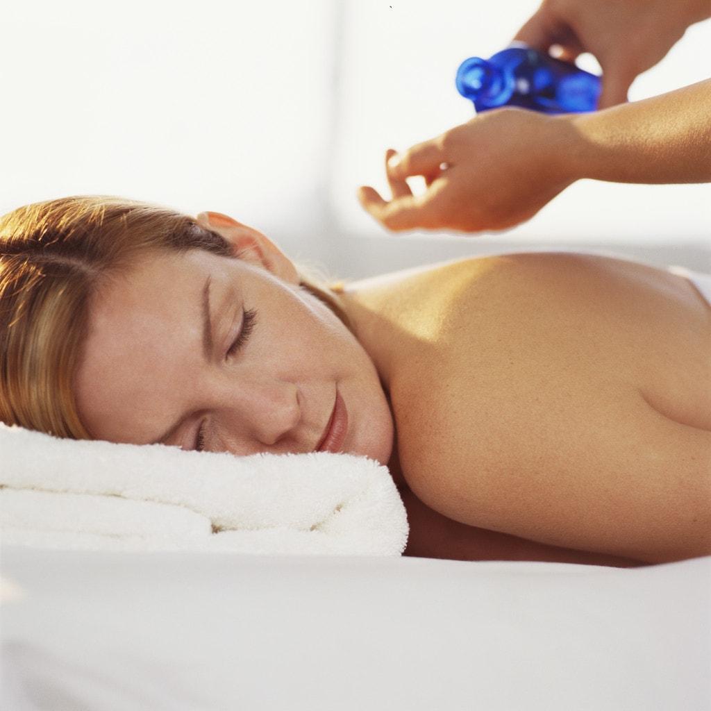 Психологическая настройка перед выполнением массажа