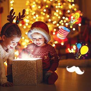 Рождественский проектор 24 картинки лазерный проектор для рождества
