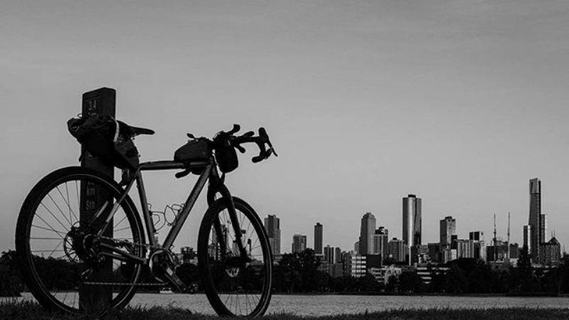 Велосипед и мегаполис