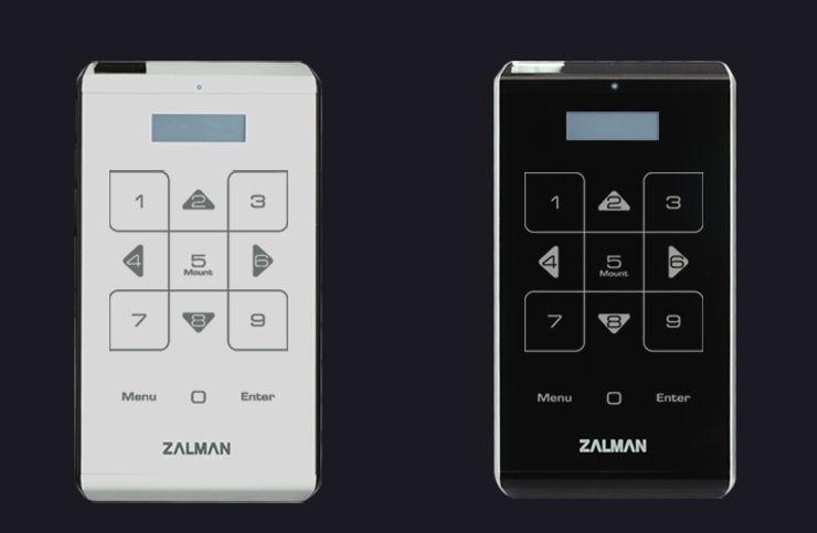 Особенности Zalman ZM-VE500