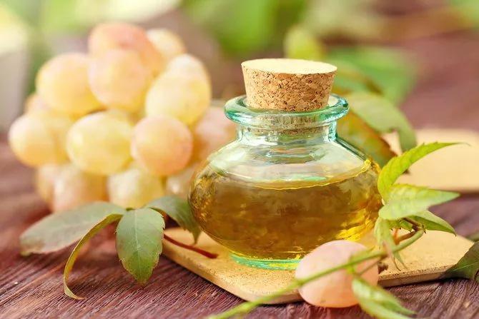 Польза масла виноградной косточки