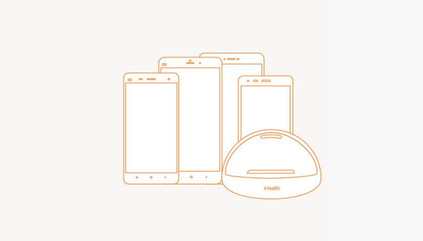 Тонометр Xiaomi iHealth