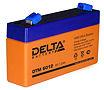 Аккумуляторные батареи Delta DTM 6012