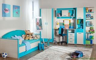 СМАЙЛ Мебель для детской
