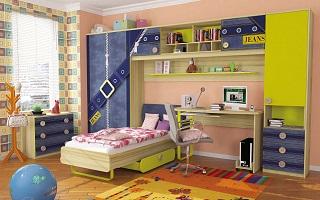 ДЖИНС Мебель для детской