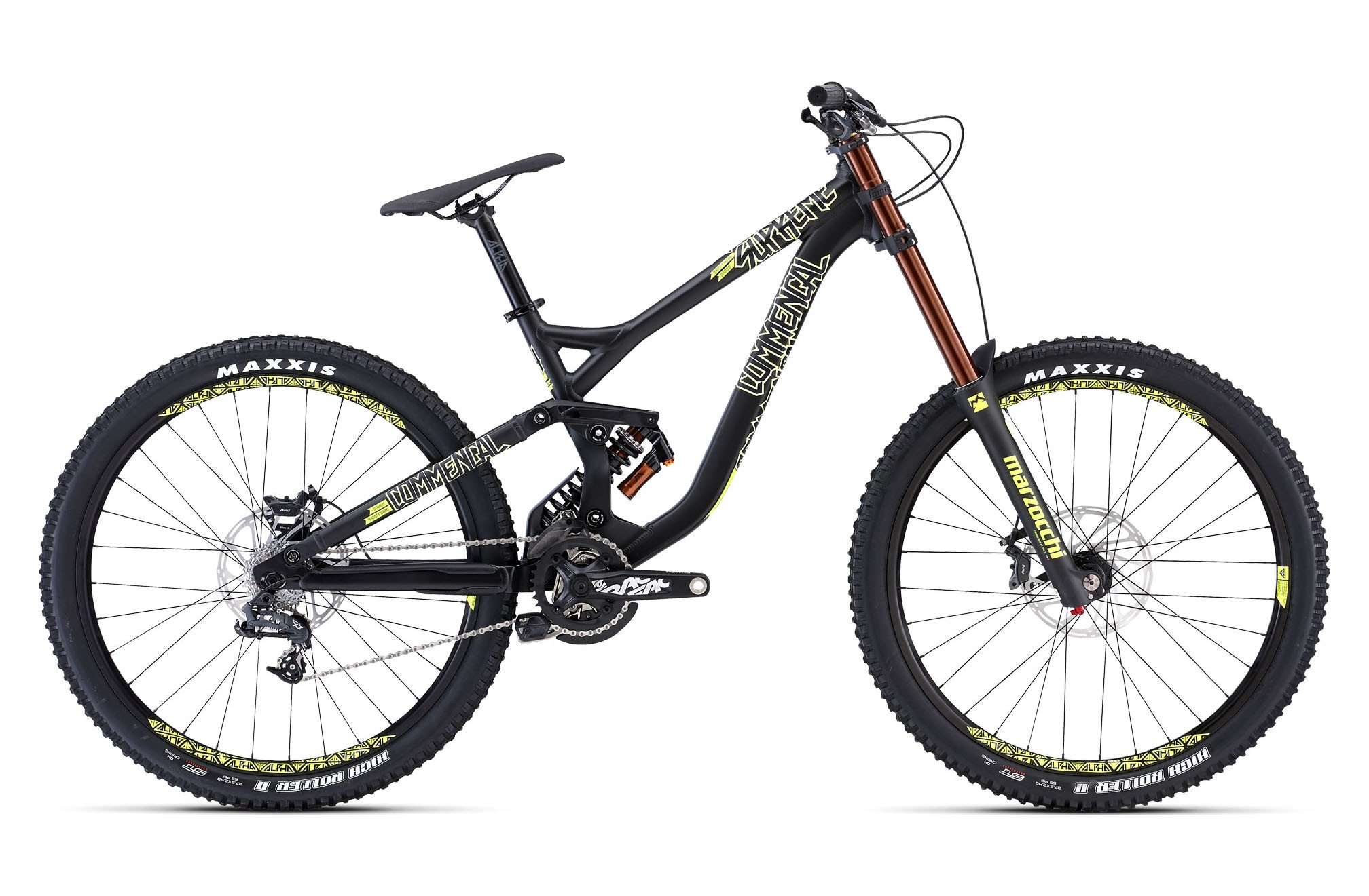 Commencal Supreme DH Origin (2015)