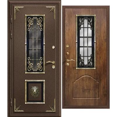 Входные двери Логика - простота и изысканность в каждой модели
