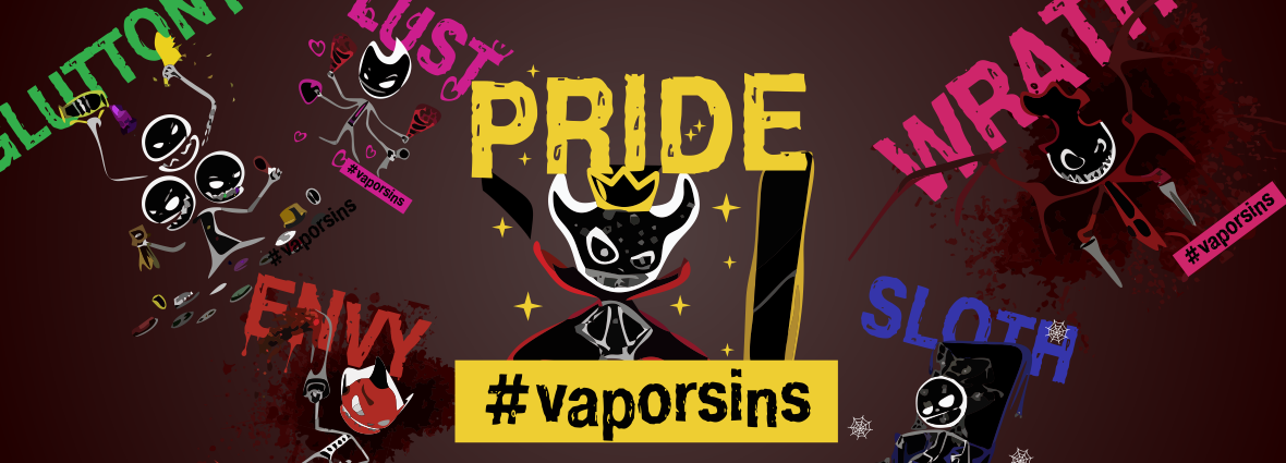 #VaporSins