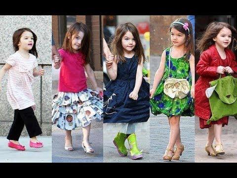 модная одежда для девочек 2018