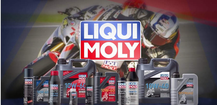 Liqui Moly для мотобайка