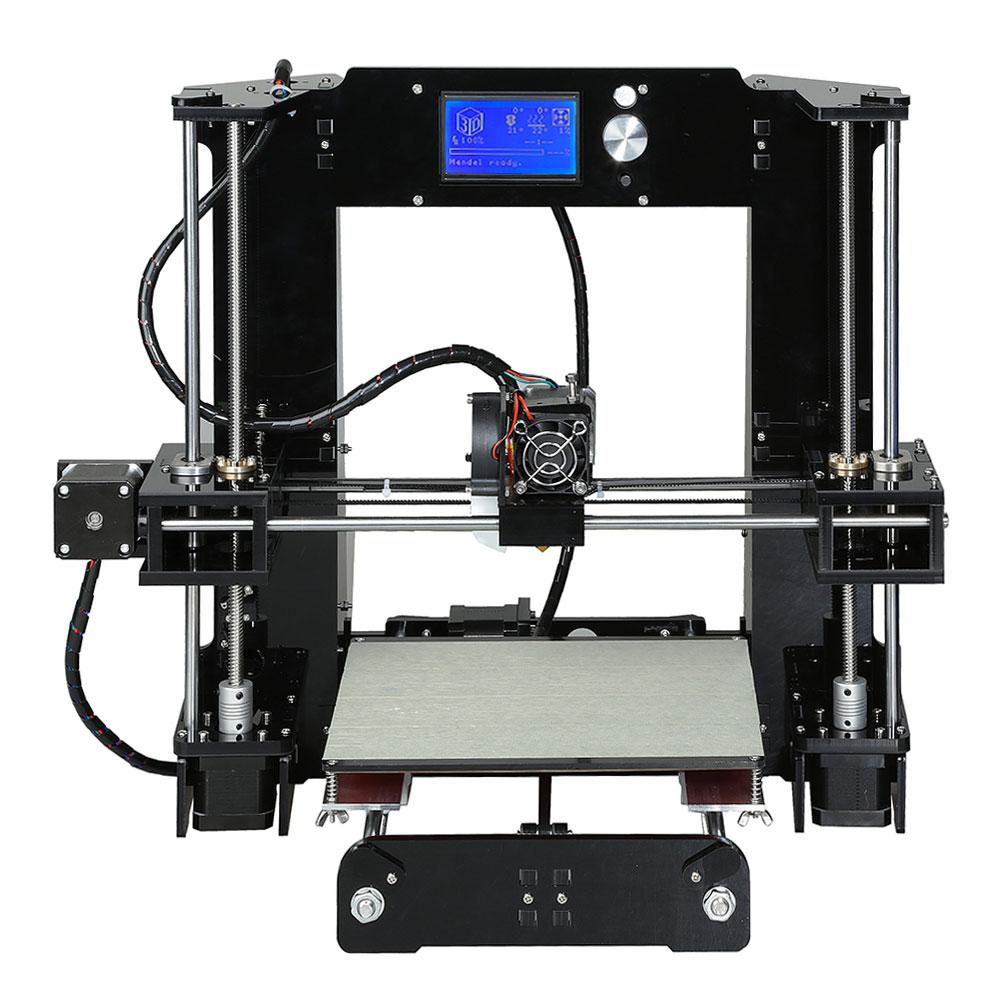 anet a6 3d printer