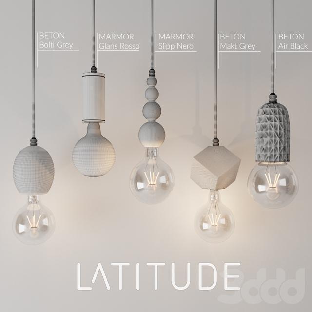светильники от LATITUDE