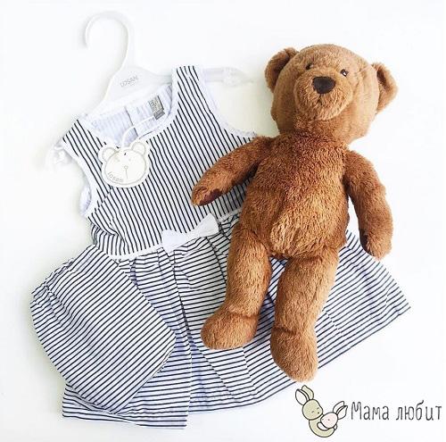 Платье Losan Nautical Chic для девочек купить в интернет-магазине Мама Любит!